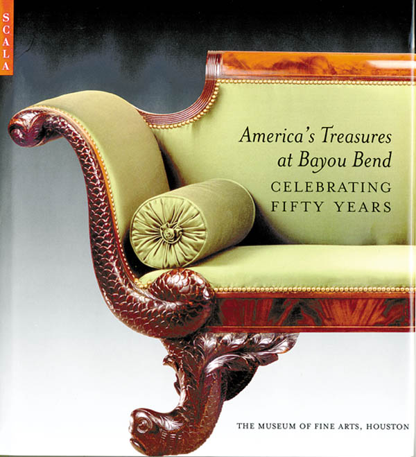 Antiques and Auction News Article: Decorative Arts Of Bayou Bend Celebrated