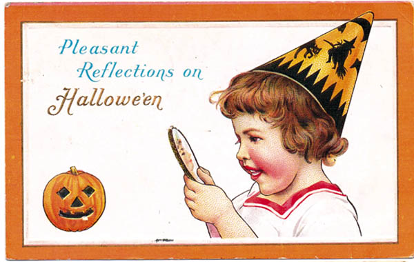 Antiques and Auction News Article: Halloween Doesn't Scare PC Collectors!