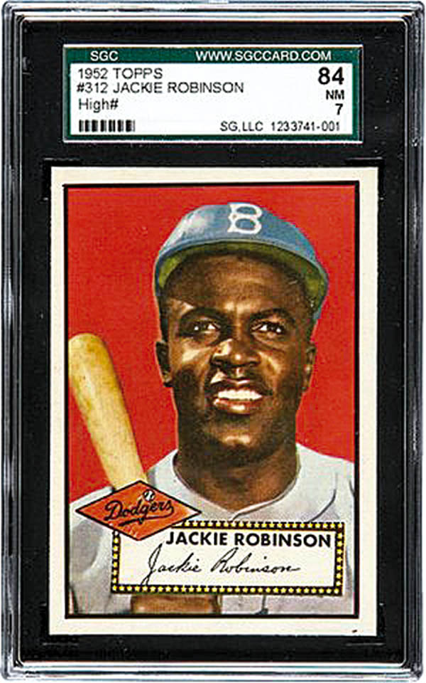Jackie Robinson Memorabilia Always A Hit With Collectors Antiques