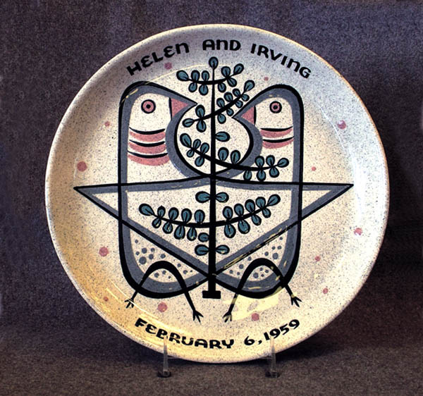 Antiques Auction News Article Madison Modern Century House Pottery
