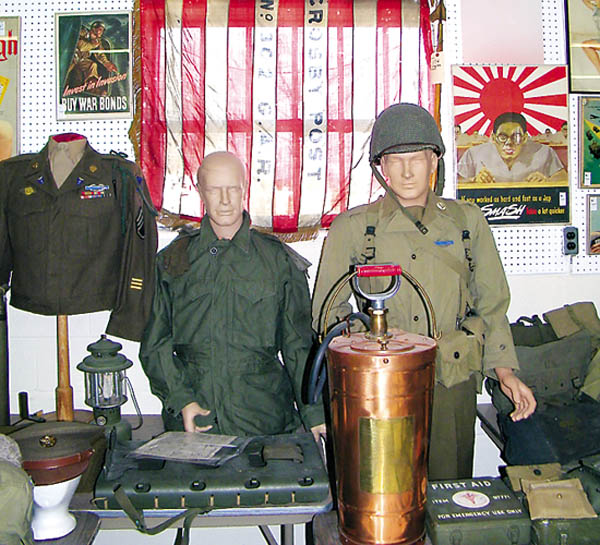 Military Collectibles Start The Year With A Bang At Briggs