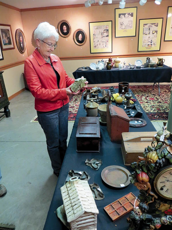 Antiques and Auction News Article: Garth's Early American Auction And 10th Annual Ohio Valley Session