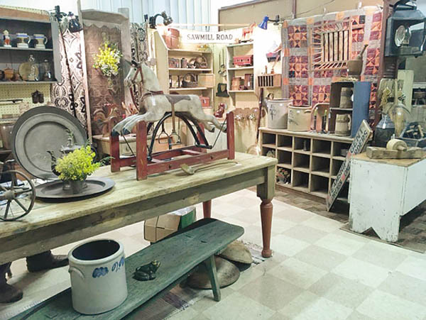 Antiques and Auction News Article: Simple Goods Show To Be Held Nov. 4