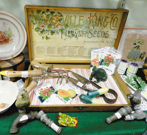 Antiques and Auction News Article: Time To Garden