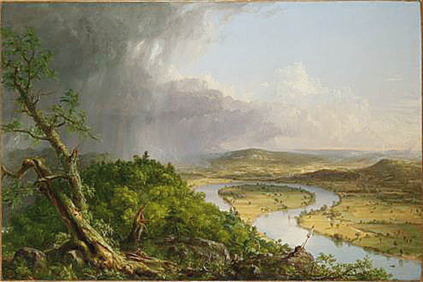 Antiques and Auction News Article: Thomas Cole's Journey: Atlantic Crossings