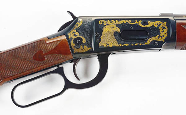 Antiques and Auction News Article: Winchesters Win At Cordier's Firearms And Militaria Auction