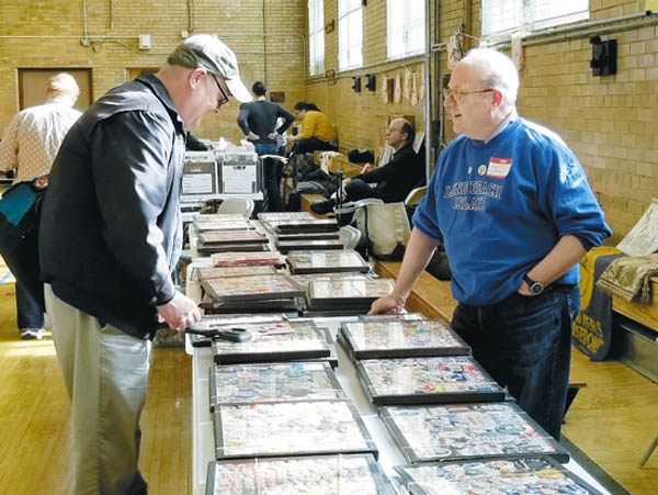 Antiques and Auction News Article: Political Collectors To Gather In Titusville, N.J., For 16th Annual Button Show And More
