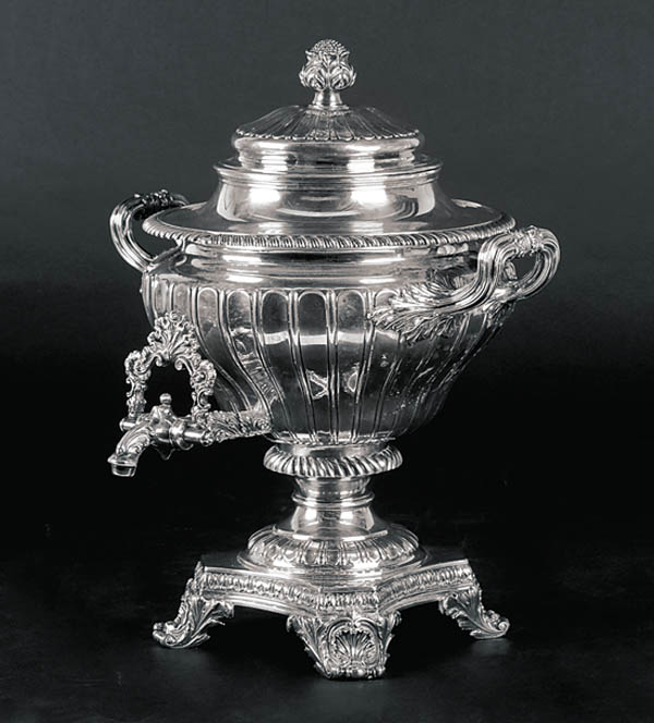 Antiques and Auction News Article: Locati Offers Fine Silver In May Online Sale