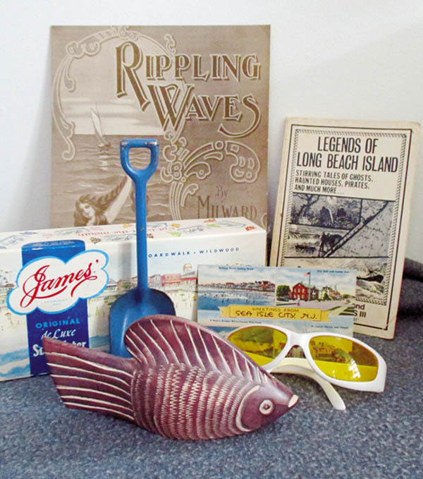 Antiques and Auction News Article: Seaside Heights To Be Celebrated At Haddon Heights