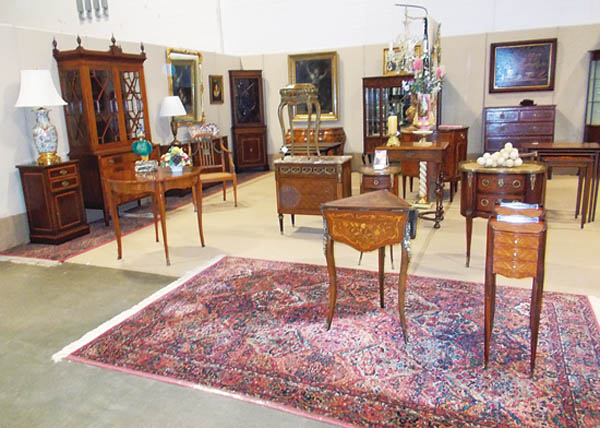 Antiques and Auction News Article: Full House Of 600 Exhibitors Awaits D.C. Big Flea And Antiques Shoppers In Chantilly, Va.