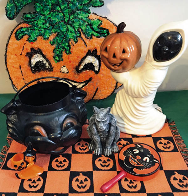 Antiques and Auction News Article: It's The Witching Season at Haddon Heights