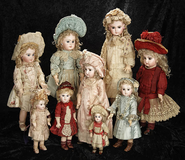 Antiques and Auction News Article: Legendary Doll Collection Of American Heiress Huguette Clark Heads To Auction