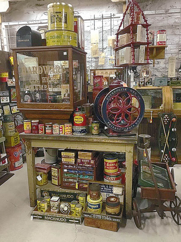 Antiques and Auction News Article: Rivertowne Antique Center To Hold Holiday Open House On Dec. 6, 7, And 8