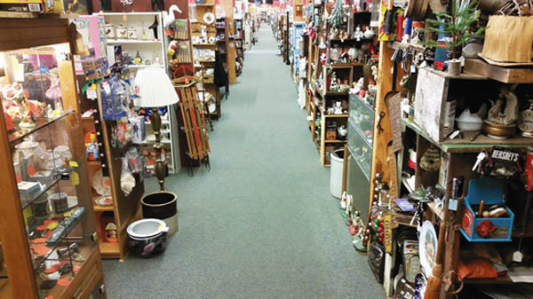 Antiques and Auction News Article: Cackleberry Farm Antique Mall To Spring Into Easter With Special Sale