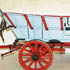 Antiques & Auction News Article: Rare Abner And Aaron Zook (1952) Conestoga Wagon With Team Of Six Horses Sells For $11,000