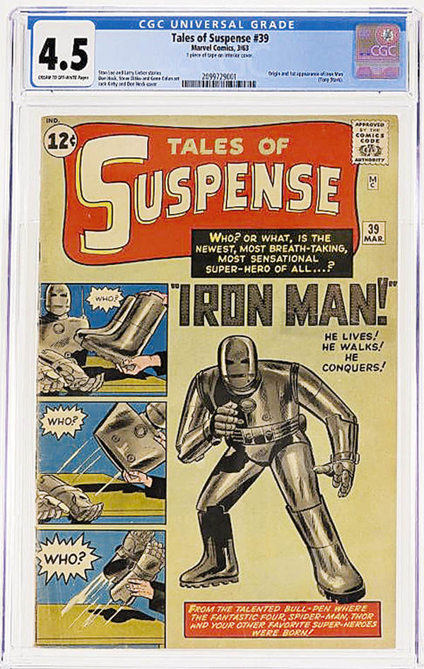 Antiques and Auction News Article: Records Fall For Vintage Comic Books In Bruneau & Co. Comic Book And Toy Auction