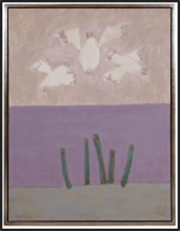 Antiques and Auction News Article: Important Milton Avery Painting