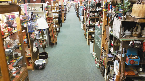 Antiques and Auction News Article: Cackleberry Farm Antique Mall To Host Annual Black Friday Weekend Sale