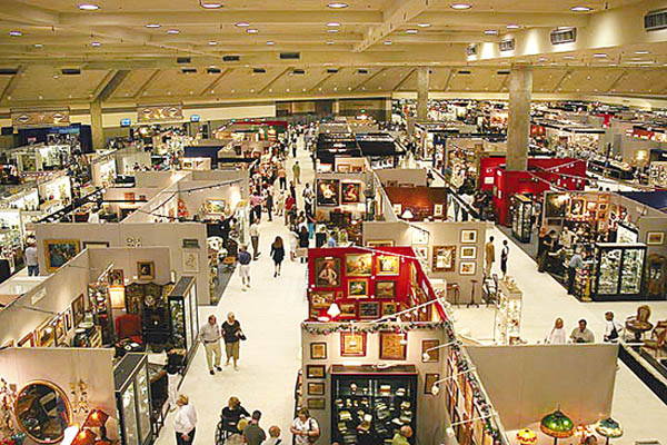 Antiques and Auction News Article: The Best-Ever Description Of An Antiques Dealer