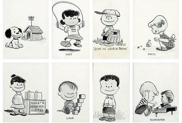 Antiques and Auction News Article: You're A World-Record-Setter, Charlie Brown!