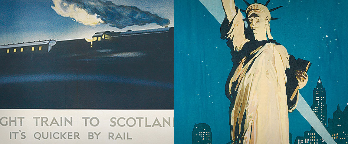 Swann Travel Posters Auction Sets Eight Records