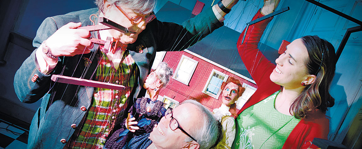 18th-Century Yuletide At Rock Ford To Feature Collaboration With Lancaster Marionette Theatre